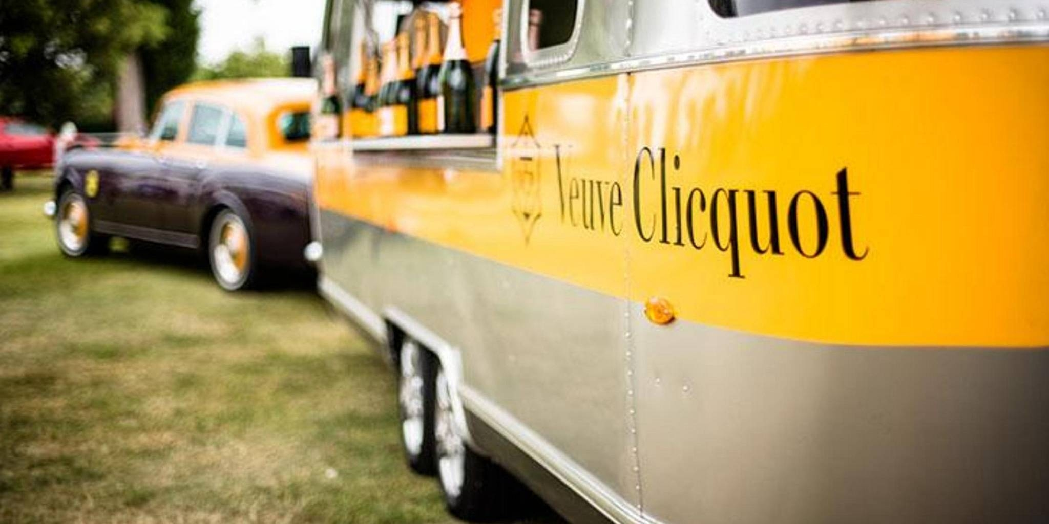 Veuve Clicquot on the Road