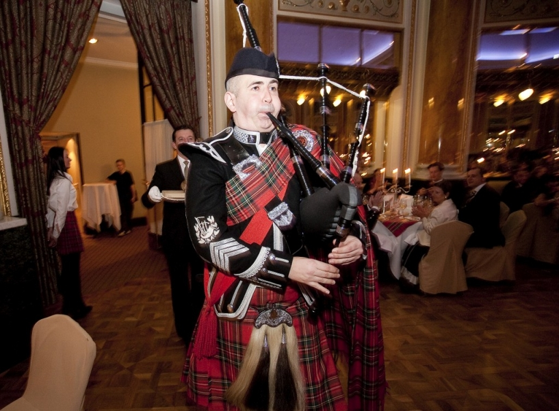 The Famous Burns Night 2016