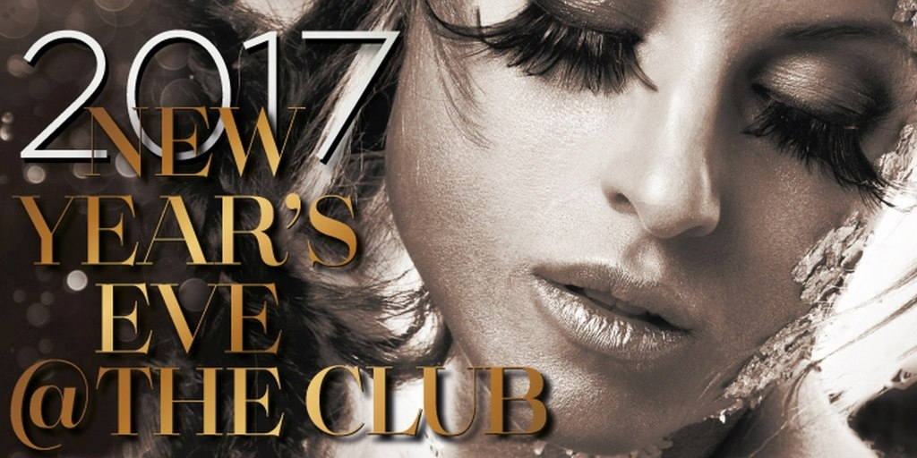 Fabulous New Year's Eve Party at The Club