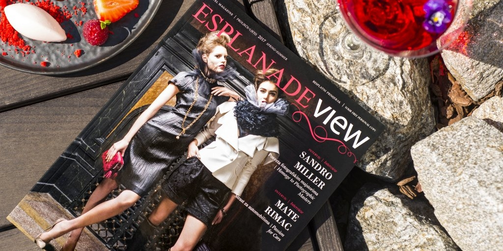 Take a look inside the new spring edition of the Esplanade View