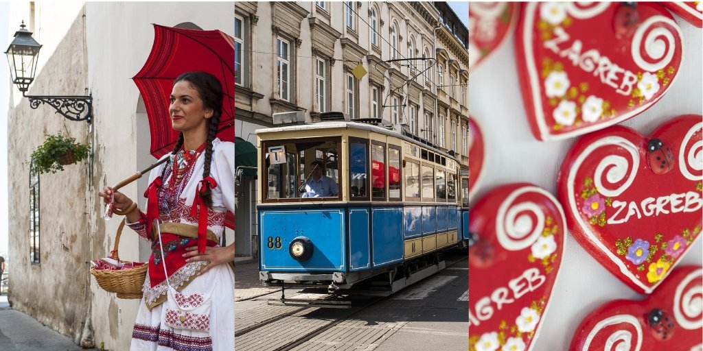 Explore Zagreb this summer